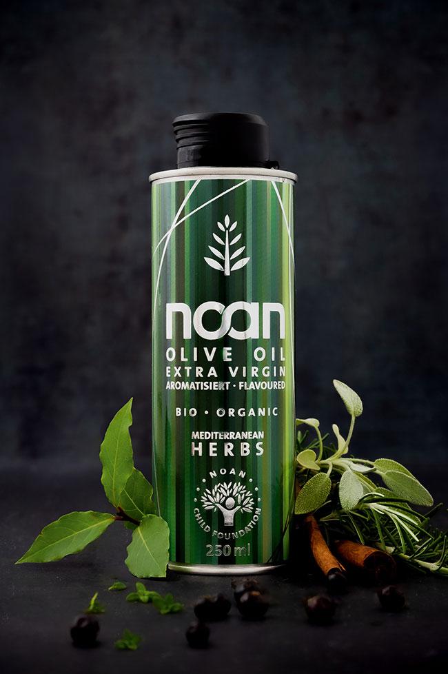 Noan mediterranean herbs product
