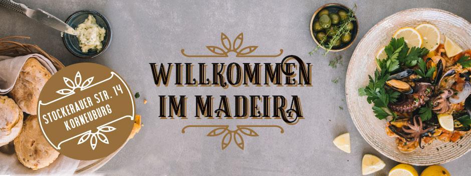 Facebook Banner Restaurant Madeira