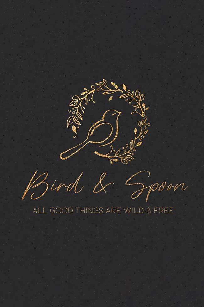bird and spoon logo